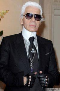 Mados kaizerio Karl Lagerfeld talentai arba žmogus, kuris nemiega