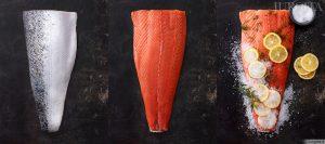 Lašišos dieta: italas Nicholas Perricone siūlo dietą odai
