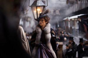 """Dėl uragano """"Sandy"""" grėsmės JAV atšaukta kultinio filmo """"Ana Karenina"""" su Keira Knightley premjera"""