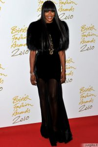 British Fashion Awards '10: stilius nuotraukose