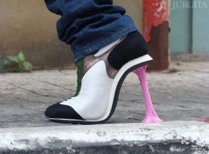 Keisčiausi batai: nešiotum tokius?