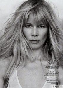 """""""Harper's Bazaar"""" žvaigždės  - supermodeliai be makiažo"""
