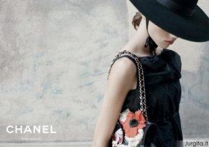 Elegantiškas ir aistringas Chanel pavasaris