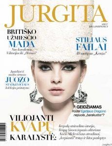 """Kvepiantis 9-asis žurnalo """"Jurgita"""" numeris jau prekyboje!"""
