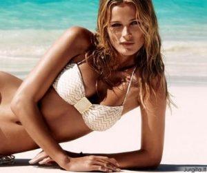 """""""H&M"""" bikiniai ir interviu su Edita"""
