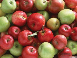 Obuoliai = sveikata