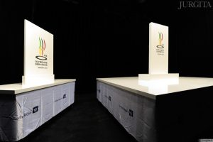 Virtuvės olimpiečiai išvyksta demonstruoti maisto madų