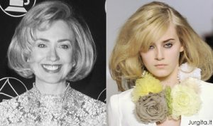 Pirmųjų damų įkvėptas plaukų stilius šiandien