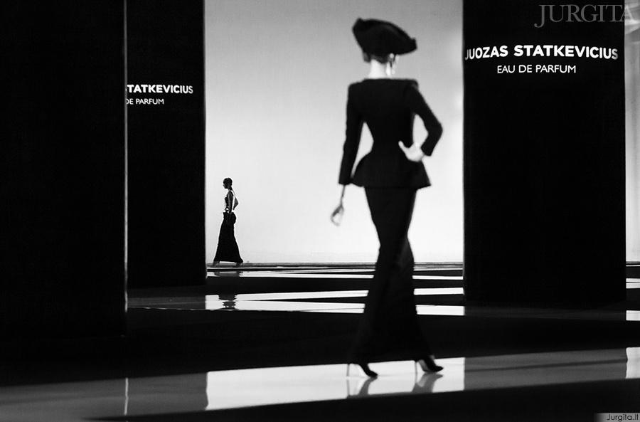 Juozas Statkevičius Haute Couture pavasaris/vasara 2013
