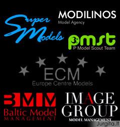 Lietuvos modelių agentūros (atnaujinta 2010.05.11)