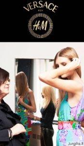 Garsių dizainerių bendradarbiavimas su H&M