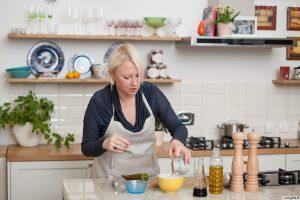 Dizainerė Julija: arbata ir vaistas, ir maistas