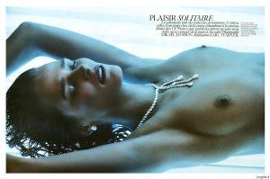 Prabangiai seksualūs fotografo Mikael Jansson darbai