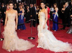 """""""Oscar'ai"""" 2011: stilius nuotraukose"""