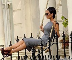 Stiliaus ikona Victoria Beckham tapo režisiere