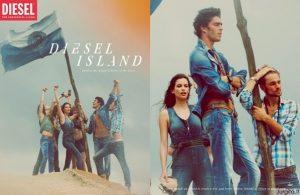 Diesel sala – kvailių žemė, drąsuolių namai