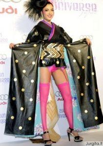 """""""Mis Pasaulis"""" dalyvės nacionalinis kostiumas užtraukė jos šaliai gėdą"""