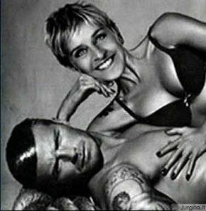David Beckham iškeitė  žmoną į lesbietę