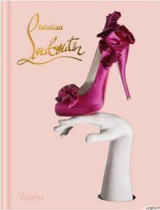 Pirmoji Christian Louboutin knyga