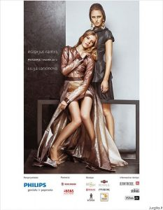 Lilija Larionova ir Egidijus Rainys pristatys 2013 m. pavasario/vasaros Pret-a-Porter kolekcijas
