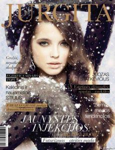 """Jungtinė gruodžio-sausio """"Jurgita"""" apie futurizmą ir jaunystės injekcijas"""