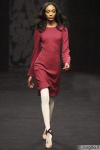 Madingiausios suknelės  rudeniui