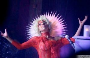 Lady Gaga viliotinis dizaineriui Marc Jacobs