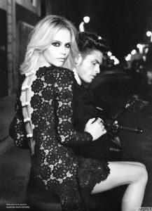 Karl Lagerfeld: dėmesį prikaustanti aukštoji mada