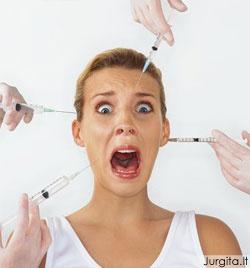Dėmesio: grožio konkursas plastinių operacijų aukoms