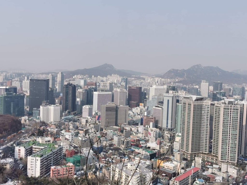 Pažinkime Korėją su modeliu Gabija Gasperavičiūte